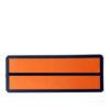 panel naranja de mercancías peligrosas reducido