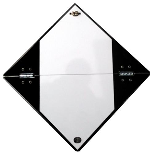 Panel LQ en placa plegable 25x25