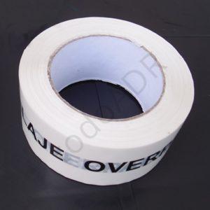 Cinta Sobreembalaje overpack en rollos de precinto adhesivo