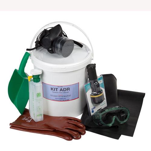 Kit ADR completo para todas las clases ADR incluido gases tóxicos