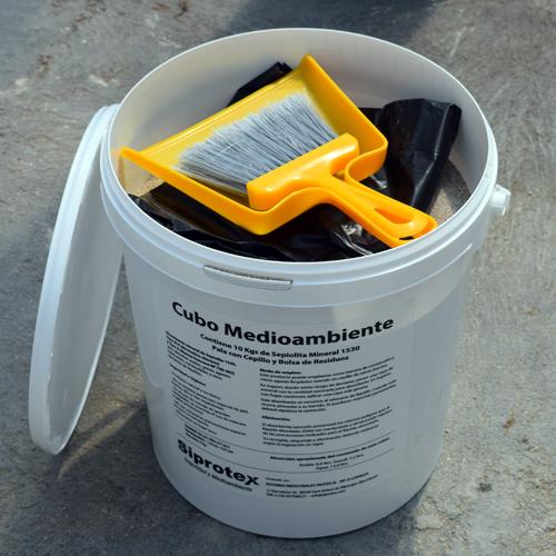 Kit antiderrames 16 L