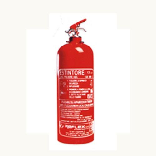 Extintor 2 Kgs polvo ABC