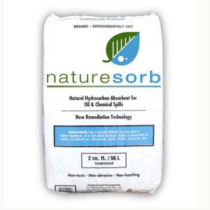 Saco Naturesorb de 11 kgs absorbente hidrófobo