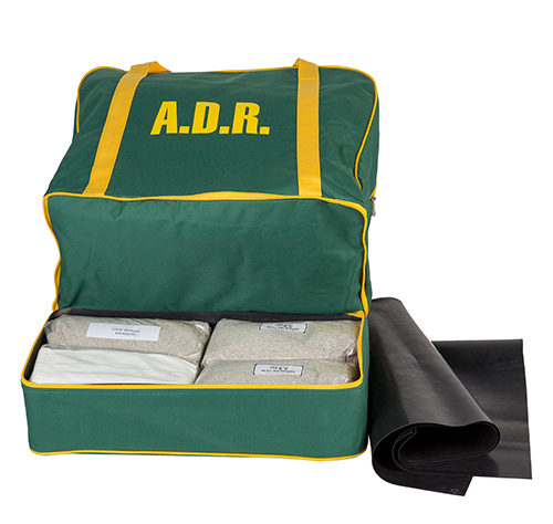 Kit ADR antiderrames Full Equip