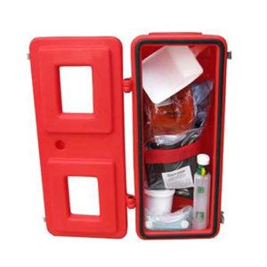 Kit EPIS para zonas de Carga y Descarga