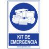 ETIQUETA Kit de emergencia
