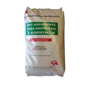 Absorbente Serrín bacteriostático
