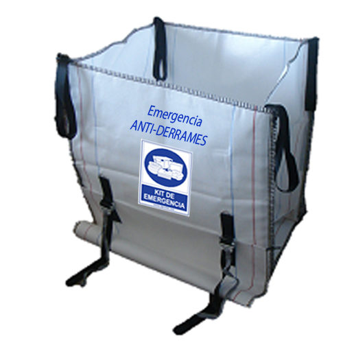 Big-Bag de emergencia para derrames