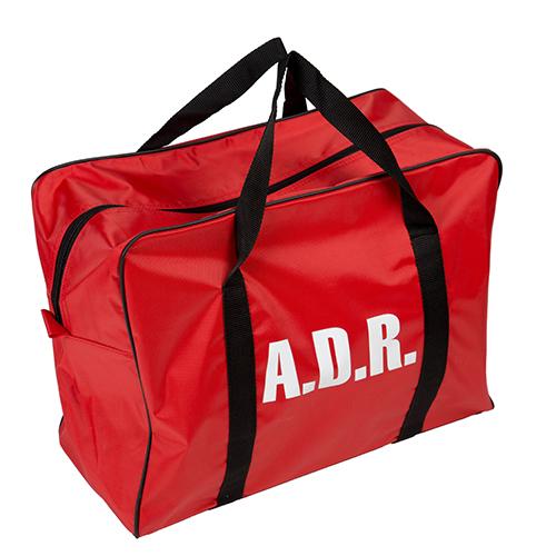 Bolsa ADR vacía original Siprotex para conductores ADR