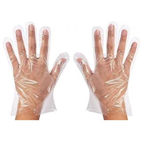 guantes polietileno